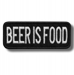 beer-is-food-embroidered-patch-antsiuvas