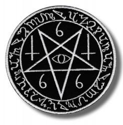 behexen-666-embroidered-patch-antsiuvas