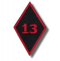 diamond-13-embroidered-patch-antsiuvas