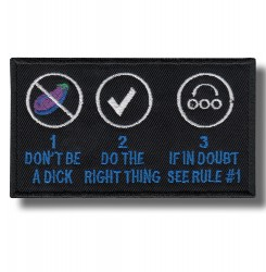 dont-be-a-dick-embroidered-patch-antsiuvas
