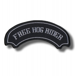 free-hog-rider-embroidered-patch-antsiuvas