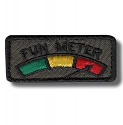 fun-meter-embroidered-patch-antsiuvas