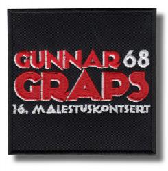 gunnar-graps-68-embroidered-patch-antsiuvas