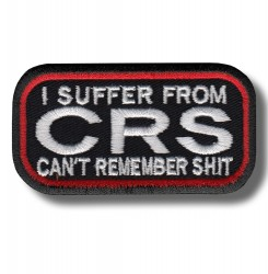 i-suffer-from-crs-embroidered-patch-antsiuvas