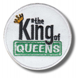 king-of-queens-embroidered-patch-antsiuvas