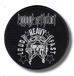 loud-heavy-fast-embroidered-patch-antsiuvas