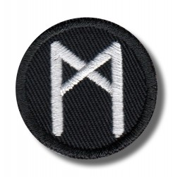 mannaz-rune-embroidered-patch-antsiuvas