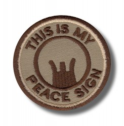 my-peace-sign-embroidered-patch-antsiuvas