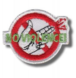 no-violance-embroidered-patch-antsiuvas
