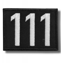 number-111-embroidered-patch-antsiuvas