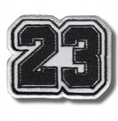number-23-embroidered-patch-antsiuvas