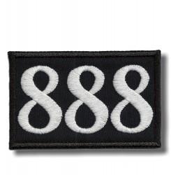number-888-embroidered-patch-antsiuvas