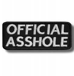 official-asshole-embroidered-patch-antsiuvas