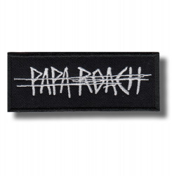 papa-roach-embroidered-patch-antsiuvas