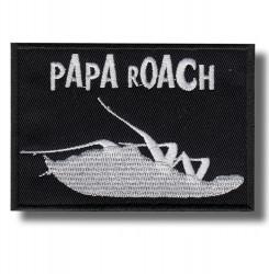 papa-roach-embroidered-patch-antsiuvas