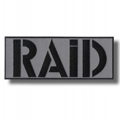 raid-embroidered-patch-antsiuvas