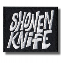 shonen-knife-embroidered-patch-antsiuvas