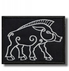 symbol-of-boar-embroidered-patch-antsiuvas