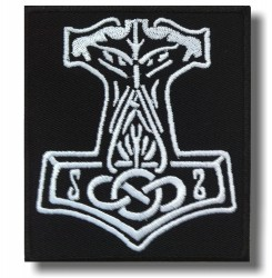thors-hammer-embroidered-patch-antsiuvas