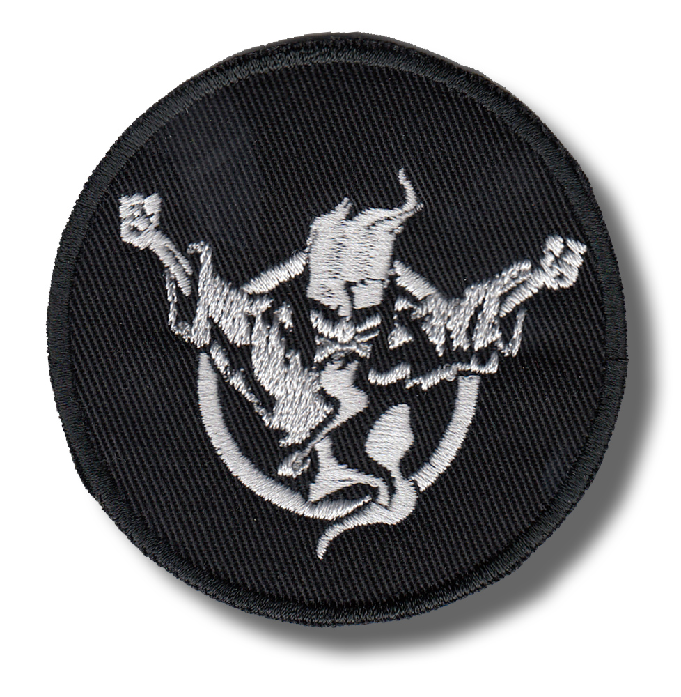 Thunderdome - embroidered patch 7x7 CM   Patch-Shop com