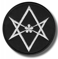Patch Hexagram symbol.