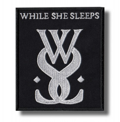 while-she-sleeps-embroidered-patch-antsiuvas